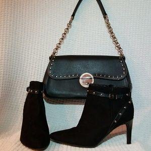 Handbags - 😊BUNDLE😊 BAG & BOOTIES